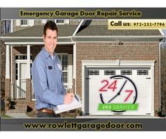 Best Garage Door Services & Repair Rowlett, TX