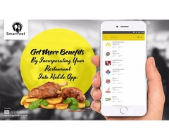 Get more benefits incorporating your restaurant into mobile app