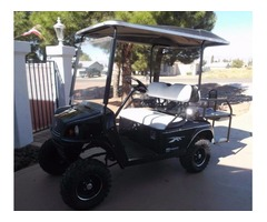 2013 GAS GOLF CART EZ-GO CUSHMAN SHUTTLE 4X,4 SEATER