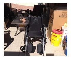 Medline Light Weight Wheel Chair(NEW)