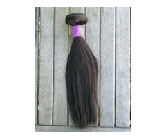 Human Hair Extensions Weaves