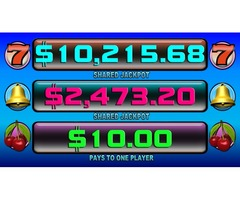 Very Profitable Slot Machine Style Games for Cafe - $1