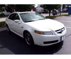 2006 Acura 3.2TL Luxury Sedan