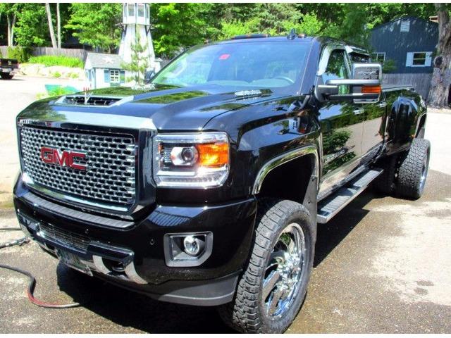 2016 gmc 3500 denali duramax trucks commercial vehicles meredith new hampshire. Black Bedroom Furniture Sets. Home Design Ideas