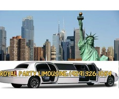 Royal Party Limousine special for your party