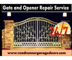 Gate and Gate Opener Repair Frisco, TX | Starting only @ $26.95