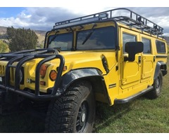 1999 Hummer H1 4-Door Wagon all options