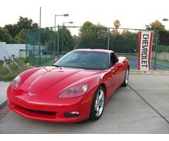 2009 Chevrolet Corvette Base Coupe 2-Door