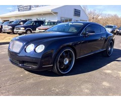 2006 Bentley Continental GT Mulliner Edition