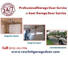 Get Professional Garage Door Opener Installation and Repair 75087