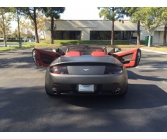 2007 Aston Martin Vantage Base Convertible 2-Door
