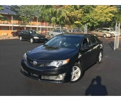 2012 Toyota Camry 150$ Monthly