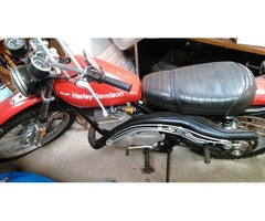 SX 250 Harley Davidson