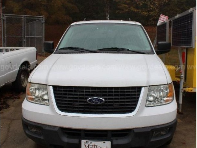 Ford Expedition Xlt Wd