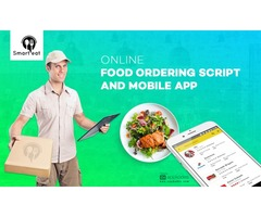 The best online food order and delivery system