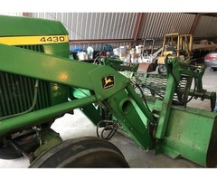 1977 John Deere 4430 Tractor with 725 Loader For Sale