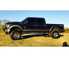 2013 Ford F-250 Lariat - Ultimate Crew Cab FX4