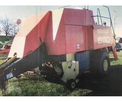 1997 New Holland 590 Big Square Baler For Sale