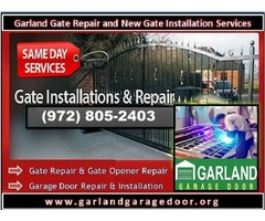 Providing Gate Openers Repair | only on starting $26.95 | Garland, TX