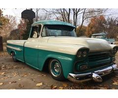 1959 Chevrolet 3200 Pro Street Deluxe Fleetside Truck