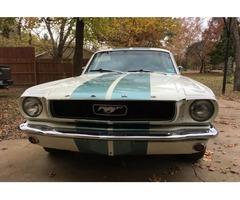 1966 Ford Mustang Hardtop Sedan
