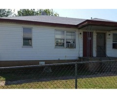 This 2 bedroom, 1-bath is clean and ready to move in
