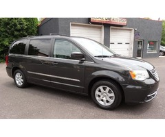 2012 Chrysler Town & Country Touring Minivan