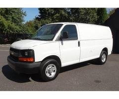 2011 Chevrolet Express G2500 Cargo Van
