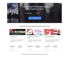 Angel Investment Network. Best Investment Network in USA.