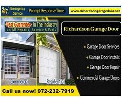Quality Garage Door Spring Repair | only on starting $26.95 | Richardson, TX