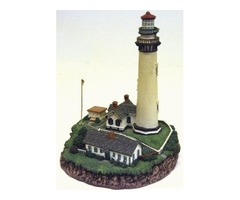 Lighthouse Collectable - Pigeon Point - Danbury Mint - NEW