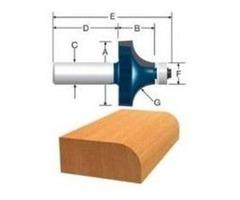 Router Bit - Bosch #85290 - Roundover - NEW