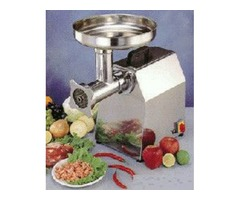 New Meat Grinder-1.5 H.P.-American Eagle