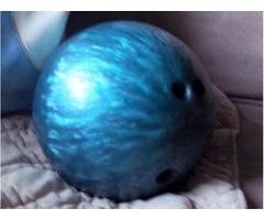 Bowling Ball & Case