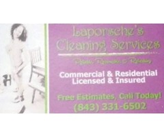 Laporsche's Cleaning Services