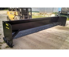 Snow Pusher Box by Linville Industries