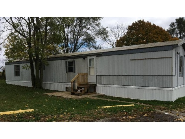 This 14x70 Mobile Home Is For Sale Or Rent Mobile Home Mechanicsburg Ohio Announcement 80819