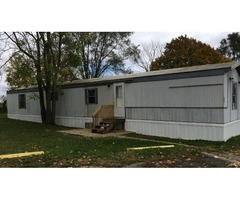 This 14x70 Mobile home is for sale or rent
