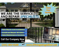 Reliable New Gate Installation in Frisco, TX with only on starting $26.95
