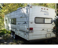 2002 THOR 25 FT TRAVEL TRAILER