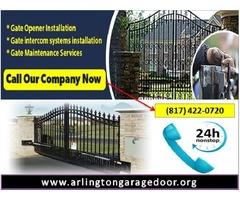 Provide Gate & Gate Openers Repair in Arlington, TX | Starting $26.95