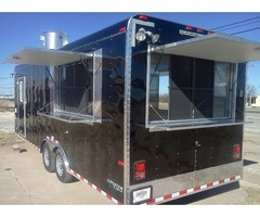 Concession Trailers Food Trucks Custom Built