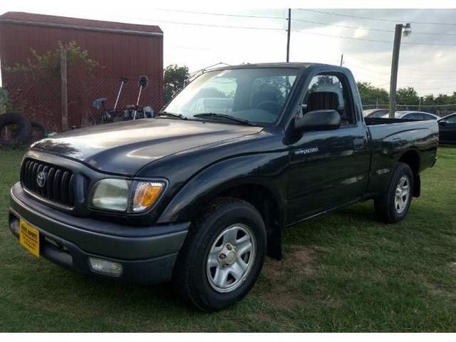 2004 Toyota Tacoma Regular Cab 4 Cyl 5 Sd Truck