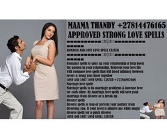 Mama Thandy's Love Spells Work Immediately – How They Work +27814476165