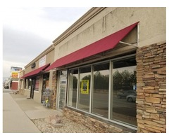 Suite A:  1,054 SF Available - $1,054.00/Month NNN