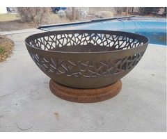 Fire Pits Custom Built and Designed
