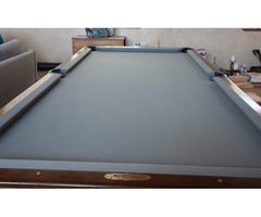 Brunswick Heritage Slate Pool Table