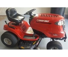 Troy built Riding Lawn Mower