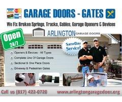Gate & Gate Openers Repair in Arlington, TX | Call us (817) 422-0720
