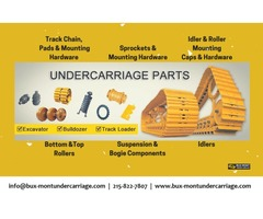 Most demanding Bulldozer Undercarriage parts available in Chalfont